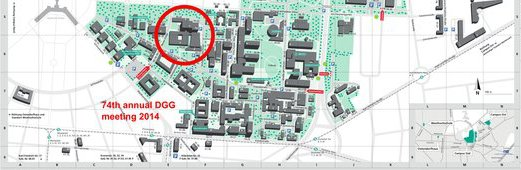 Map Campus South